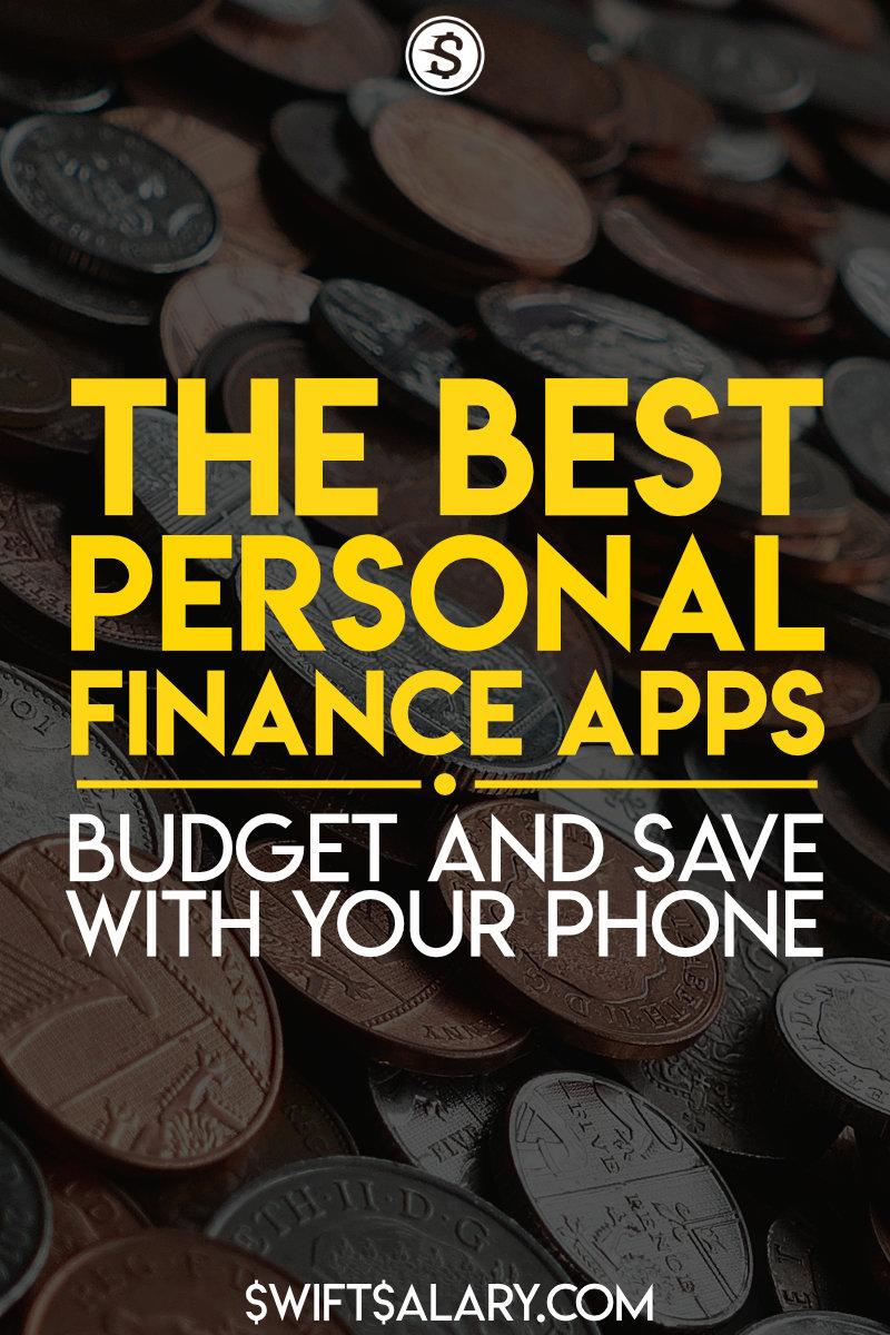 Best personal finance apps Pinterest pin