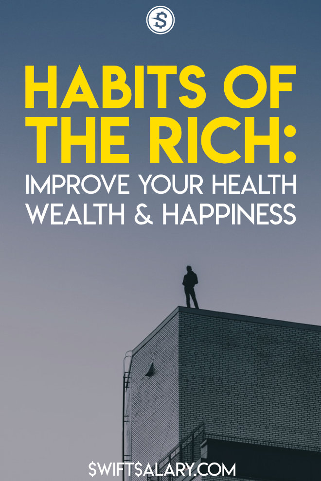 Do you have rich habits or poor habits? Some think success comes from luck, but this is far from the truth. Rich people have certain habits in common that give them a major advantage over everyone else. These habits can help bring your business to the next level so you can start making more money while living a happier life.