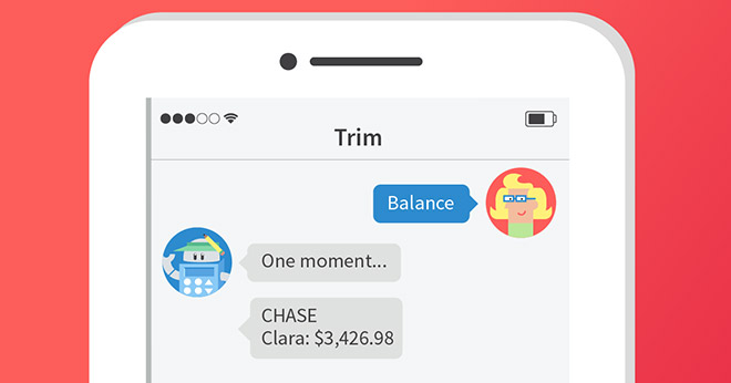 Trim: best personal finance apps