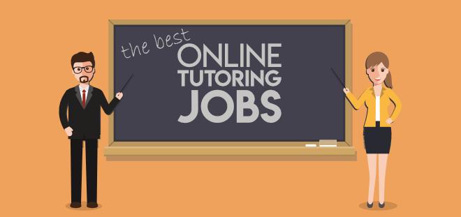 The best online tutoring jobs
