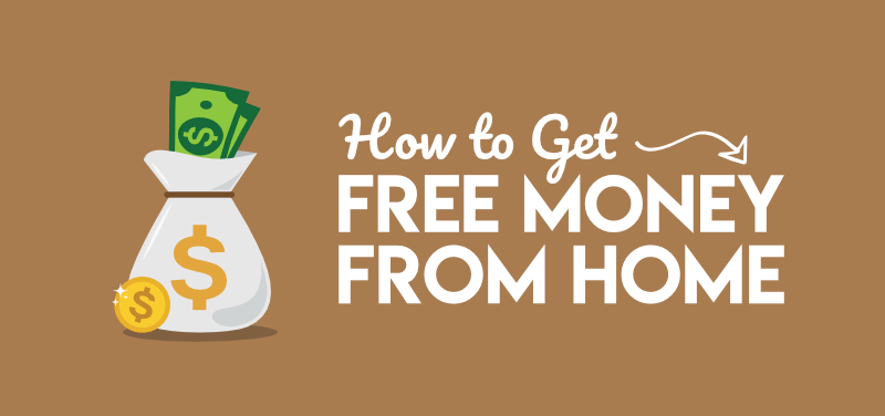 How to get free money online (thumbnail)