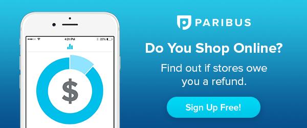 How to get free money with Paribus