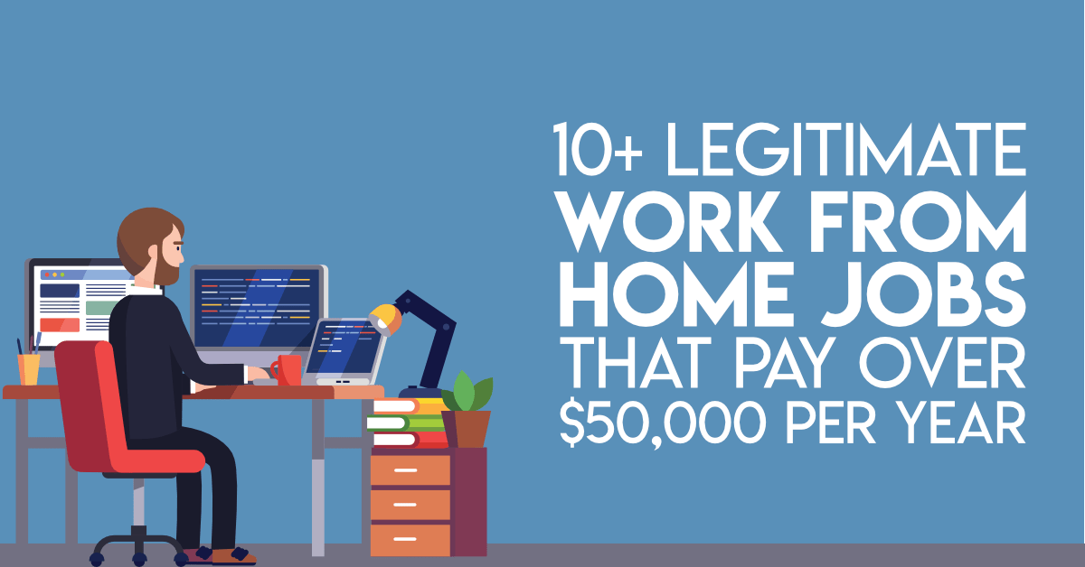 15 legitimate work from home jobs that pay good money swift salary