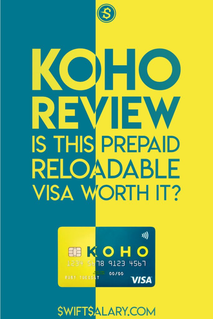 Koho review pin
