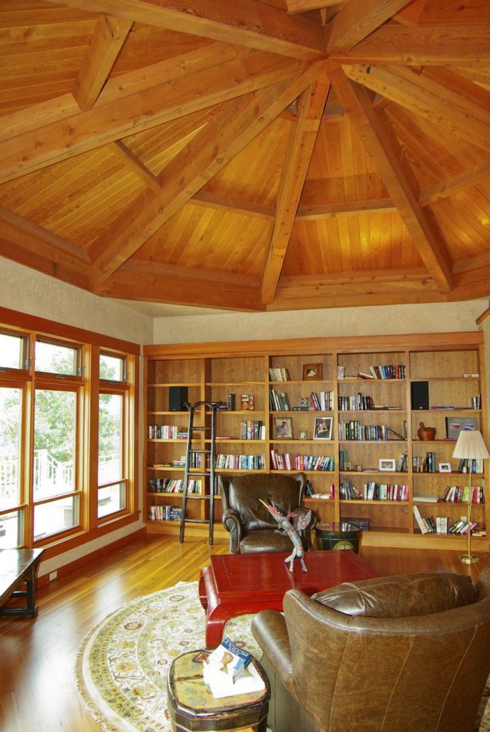 Stuart Residence Swiftsure Timberworks