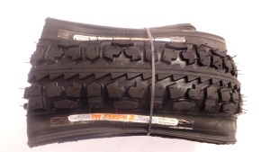 "SwiftTire Ripp Johnson Jr. 26"" x 2.00"" Folding Black"