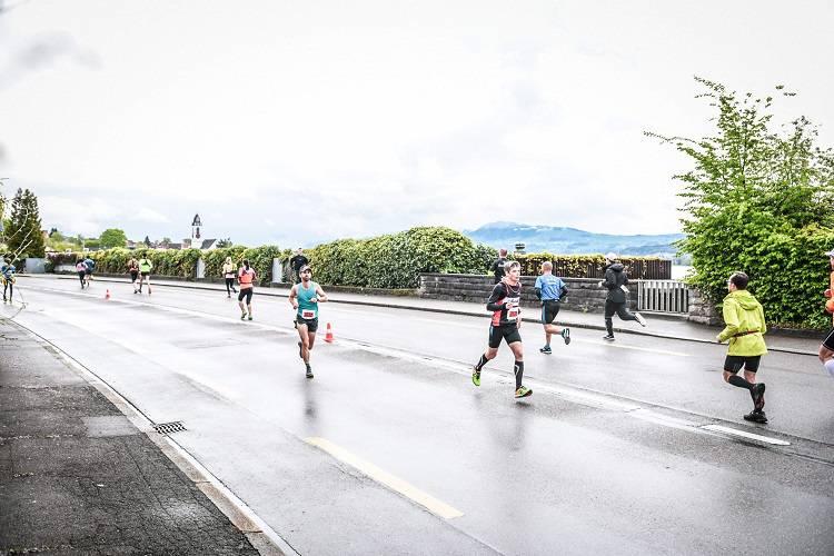 maratón record