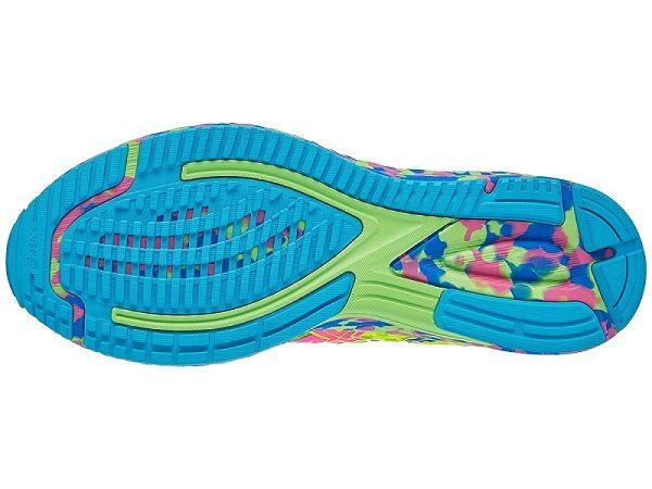mejores zapatillas triatlon Asics Noosa Tri 12 suela