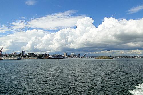 halifax harbor photo