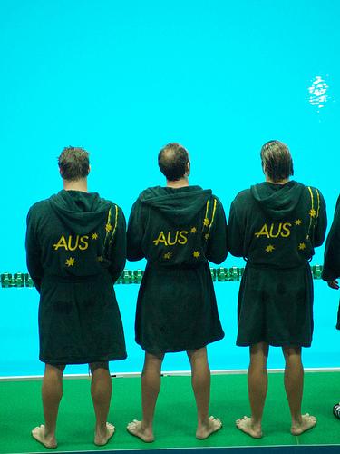 australia swimming photo