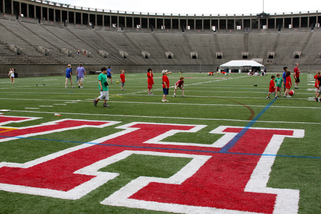 Harvard Stadium Could Host Swimming At 2024 Olympics In