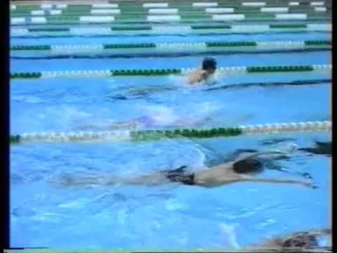 Swimming technique drills by Sándor Széles