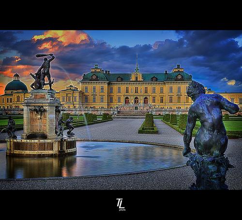 Drottningholm photo