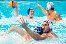 2 MUNARRIZ Alberto ESP LEN European Water Polo Championships 2016 Men ESP - RUS Spain (white) vs Russia (blue) Kombank Arena, Belgrade, Serbia Day11 20-01-2016 Photo G. Scala/Insidefoto/Deepbluemedia