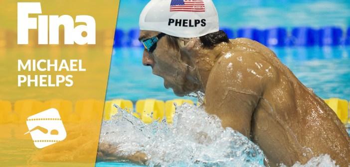 Michael Phelps – The Swimming Legend