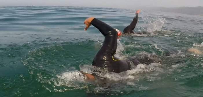 Alan Morelli – Swim to Africa (Behind the Scenes)