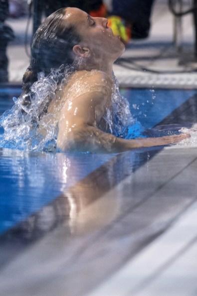 Tania CAGNOTTO ITA Italy Gold Medal Women's 3m Springboard Final London, Queen Elizabeth II Olympic Park Pool LEN 2016 European Aquatics Elite Championships Diving Day 06 14-05-2016 Photo Andrea Staccioli/Deepbluemedia/Insidefoto