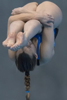 Tania CAGNOTTO ITA Italy Gold Medal Women's 3m Springboard Final London, Queen Elizabeth II Olympic Park Pool LEN 2016 European Aquatics Elite Championships Diving Day 06 14-05-2016 Photo Andrea Staccioli/Deepbluemedia/Insidefoto
