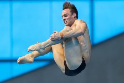 DALEY Tom GBR gold medal London, Queen Elizabeth II Olympic Park Pool LEN 2016 European Aquatics Elite Championships Diving Men's 10m platform final Day 07 15-05-2016 Photo Giorgio Perottino/Deepbluemedia/Insidefoto