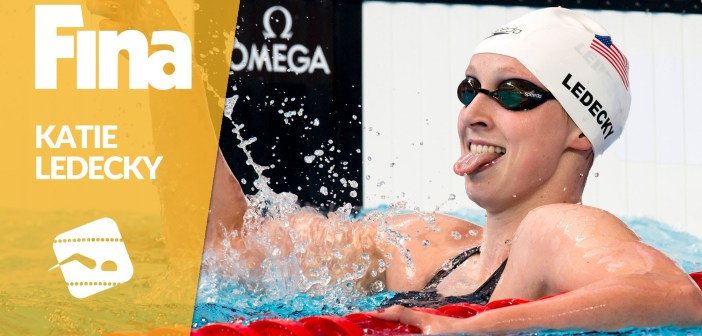 Katie Ledecky – Champion of the Champions