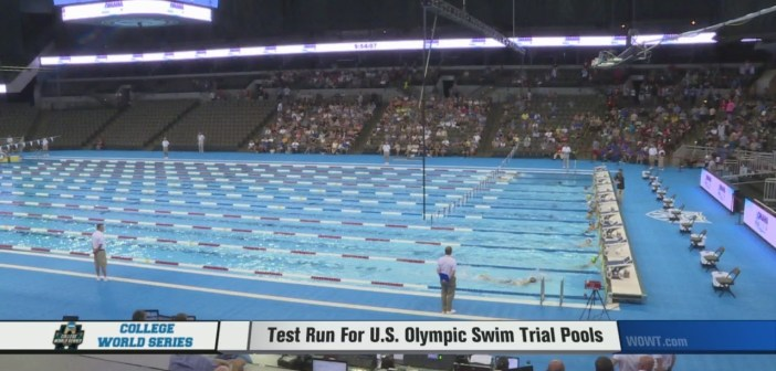Omaha Cup precedes Swim Trials