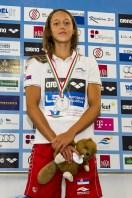 Crevar Anja SRB 400 Medley Women Final Gold Medal LEN 43rd Arena European Junior Swimming Championships Hodmezovasarhely, Hungary Day01 06-07-2016 Photo Andrea Masini/Deepbluemedia/Insidefoto