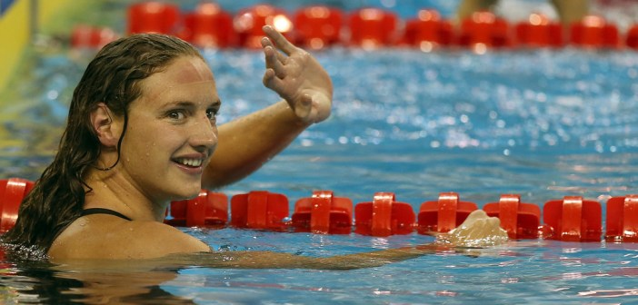 Katinka Hosszu launches swimmers union in war with FINA