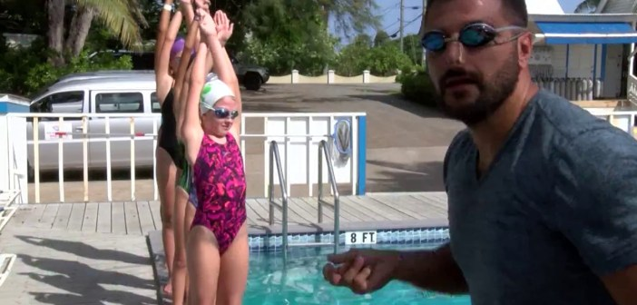 Sports Guy does Synchronized Swimming
