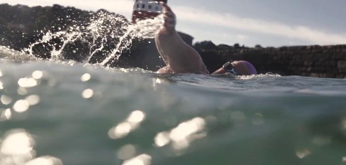 Meet Sally – The Cross Channel Swimmer