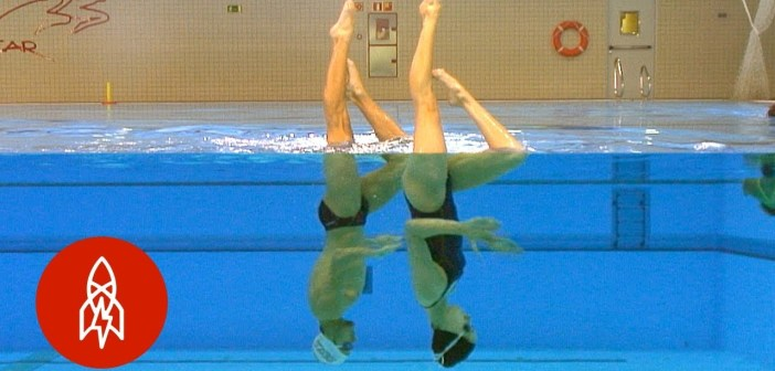 Smashing Stereotypes in Synchronized Swimming