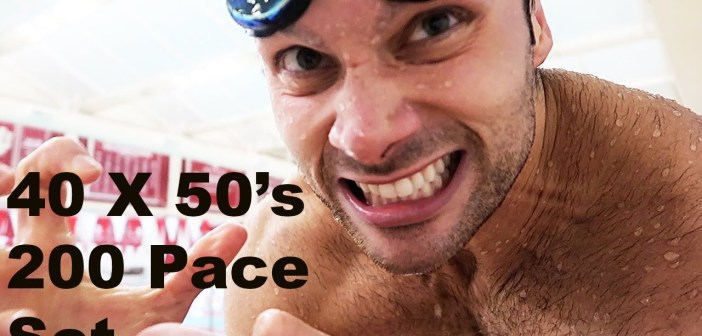 The Greatest 200 Pace Set | Cody Miller Vlog_24