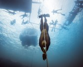 Alexey Molchanov 130m and New Constant Weight Freediving World Record