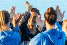Chiara Tabani - Italy Netherlands (white caps) vs. Italy (blue caps) Woman qualification 33rd LEN European Water Polo Championships - Barcelona 2018 Barcelona (ESP) - Piscines Bernat Picornell Photo Marcel ter Bals/Deepbluemedia/Insidefoto