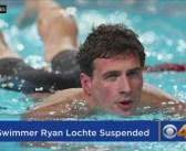 Ryan Lochte Suspended by USADA Until July 2019