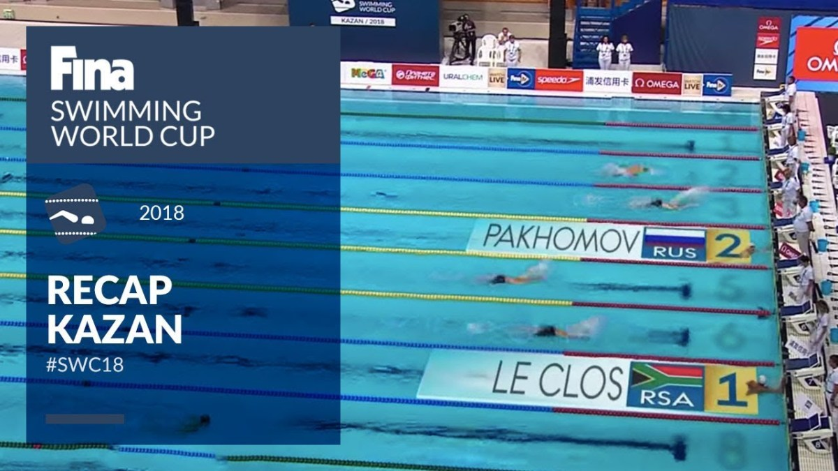 Kazan Highlights #SWC18 | FINA Swimming World Cup 2018