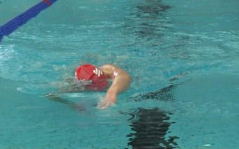 how to swim front crawl breathing