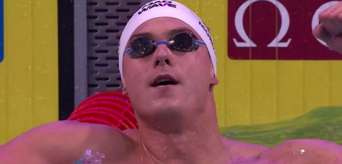 SWC 2018: Morozov (RUS) shines in Eindhoven with WR