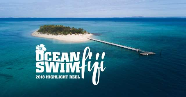 Ocean Swim Fiji