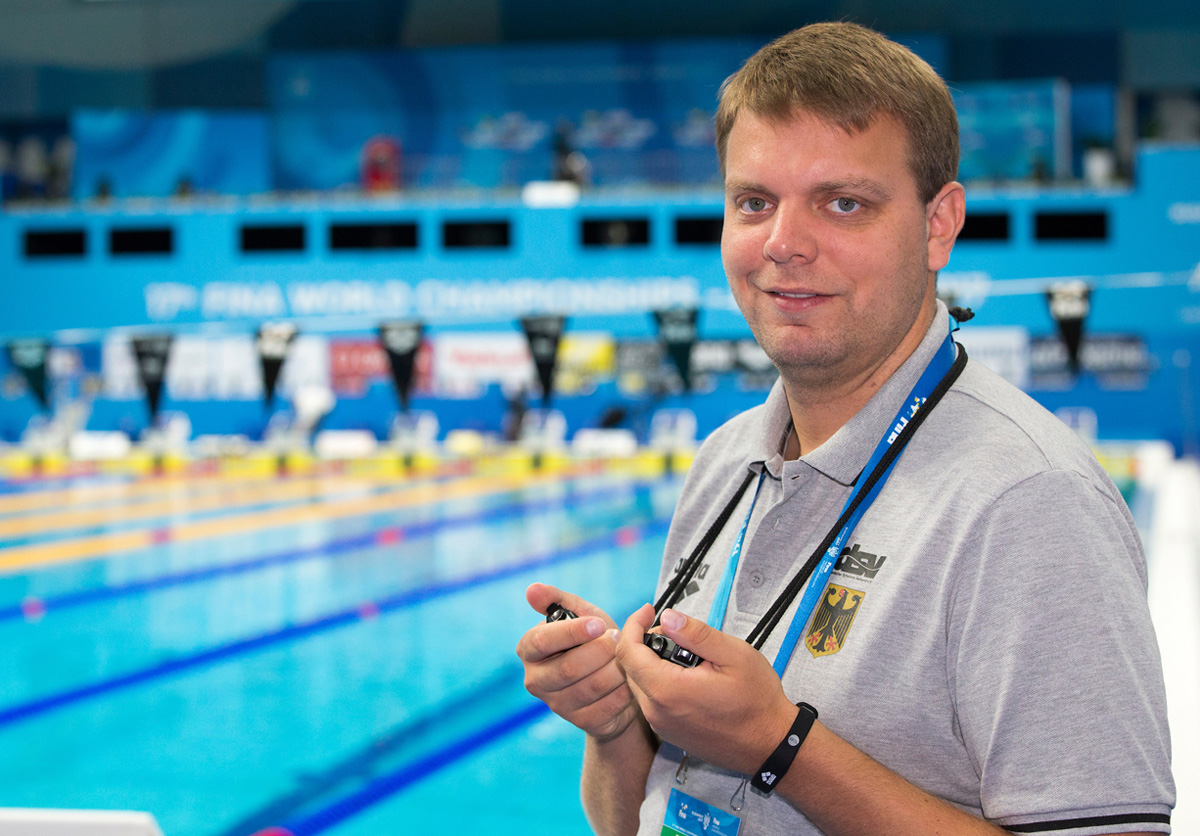 New National Coach for Danish Swimmers