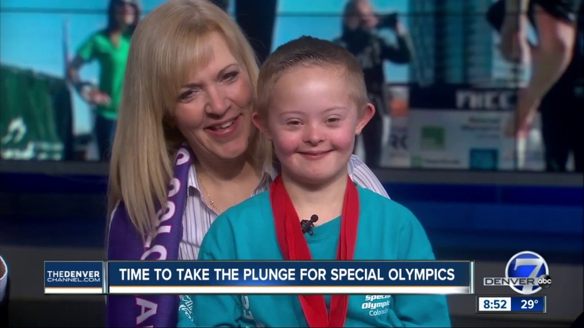 Freezin' for a Reason: Take a Polar Plunge to Support Special Olympics