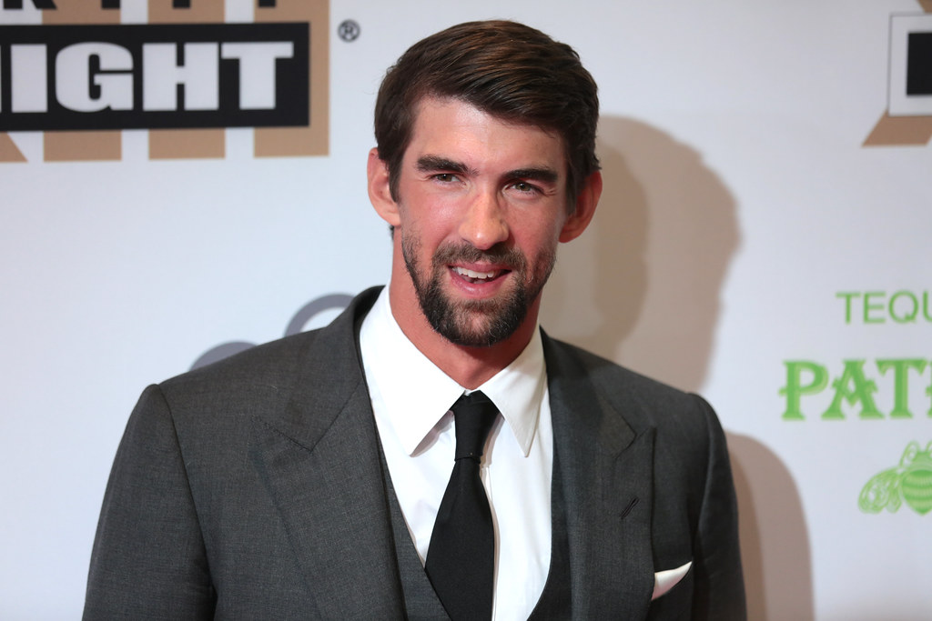 Michael Phelps says this morning routine helps him be 'a better dad, a better husband, a harder worker'