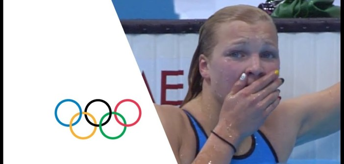Olympic swim champion Ruta Meilutyte retires at 22 after missing doping tests