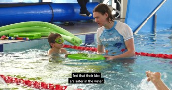 Swimming – Not Just For Summer