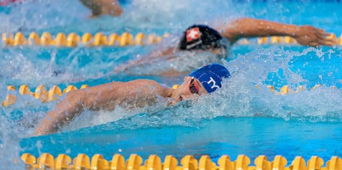 RICHARDS Matthew GBR 100 freestyle men LEN European Swimming Junior Championships 2019 Aquatic Palace Kazan Day2 04/07/2019 Photo G.Scala/Deepbluemedia/Insidefoto