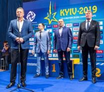 Opening Ceremony Kyiv, Ukraine UKR 05/08/2019 Diving Len European Diving Championships 2019 Sport Arena Liko Kyiv, Ukraine Photo © Giorgio Scala / Deepbluemedia / Insidefoto