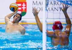 3 GRANADOS ORTEGA Alv ESP Spain Budapest 14/01/2020 Duna Arena MLT - Malta (white caps) Vs. ESP - Spain (blue caps) Men XXXIV LEN European Water Polo Championships 2020 Photo ©Pasquale Mesiano / Deepbluemedia / Insidefoto
