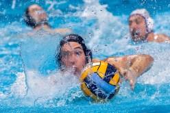 8 HUN JANSIK Szilard Hungary Budapest 18/01/2020 Duna Arena Malta (white caps) Vs. Hungary (blue caps) Men XXXIV LEN European Water Polo Championships 2020 Photo ©Giorgio Scala / Deepbluemedia / Insidefoto