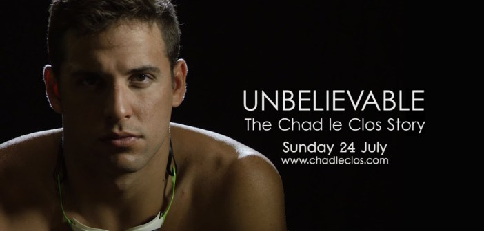 Review: Chad Le Clos' 'Unbelievable' is a superb sports documentary