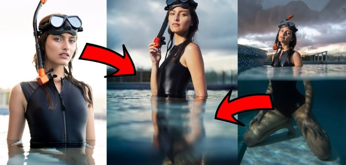 This Photography Hack Lets You Shoot Underwater