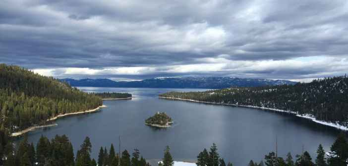 lake tahoe clouds